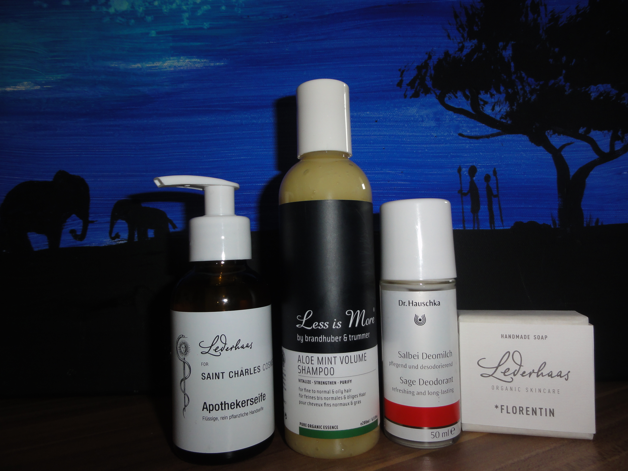Ausbeute bei Saint Charles Cosmothecary